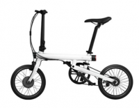 Xiaomi MiJia QiCycle Folding Electric Bike (White) TDR01Z