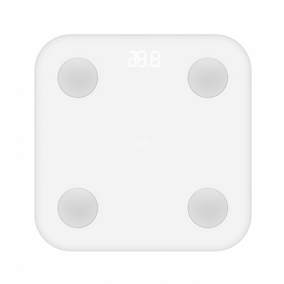 Умные весы Xiaomi Mi Smart Scale 2/Body Fat (White/Белые)